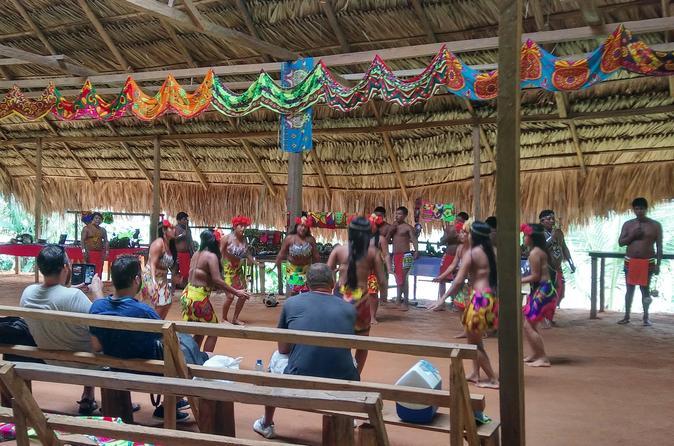 Tour a Aldea Indígena Emberá y la Selva del Chagres