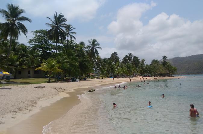 Tour a playa del Caribe: Isla Grande y Portobelo