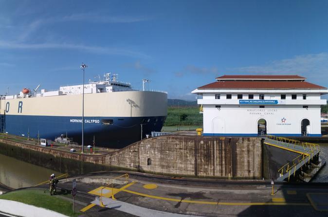 Tour Canal de Panamá e Isla Mono