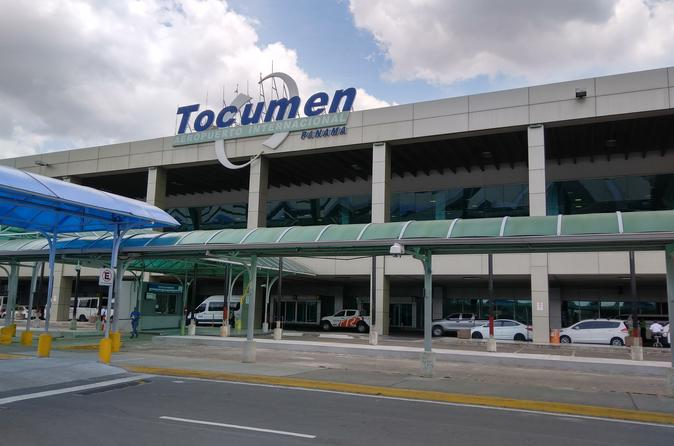 Traslado Aeropuerto Tocumen a Ciudad de Panamá o viceversa