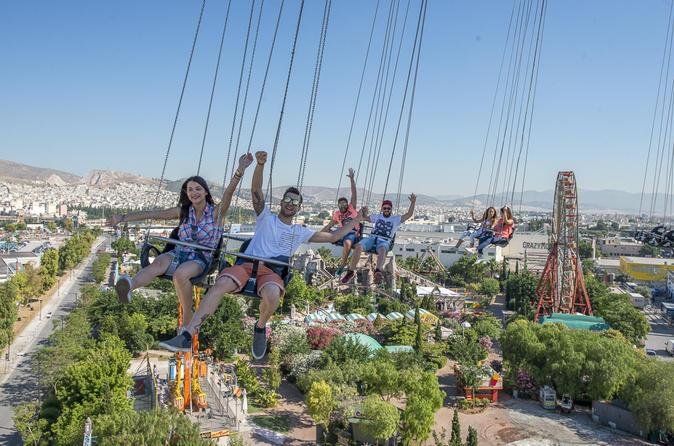 Allou Fun Park Entrance Ticket - Athens