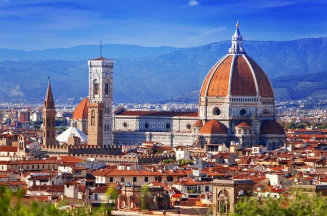 Best Of Florence Including Michelangelo Statue Of David