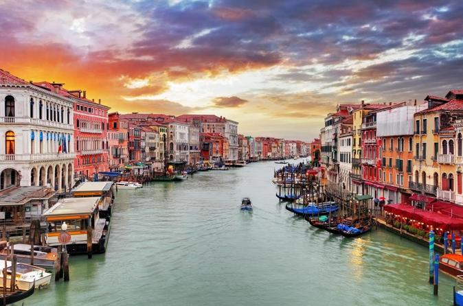 Venice and Echoes of the Orient: Walking Tour and Coffee Tasting