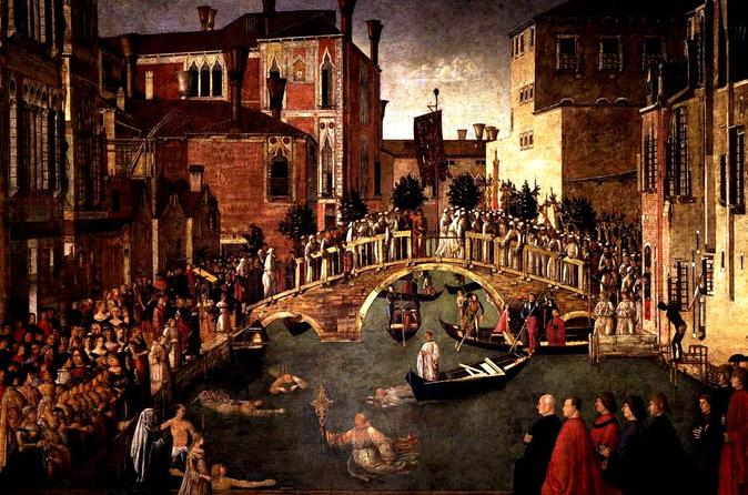 Venice art tour with entrance to the gallerie dell accademia in venice 306351