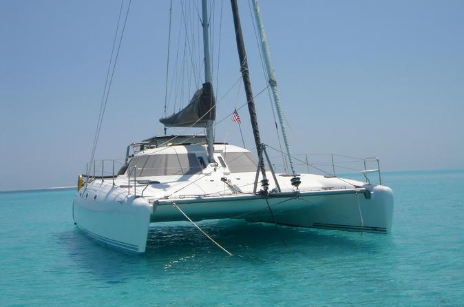 Private Luxury Catamaran Day Tour