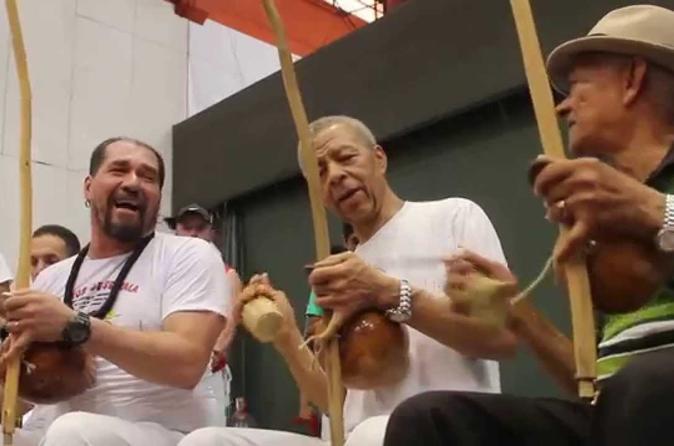 Rhythm of Bahia: Samba and Capoeira Lessons