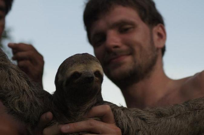 Excursão de aventura de 4 dias pela Amazônia