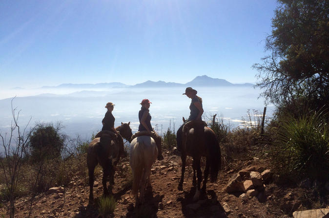 2 day horseback riding in the hills in valpara so 289333
