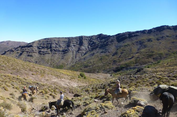 5 day horseback riding expedition from santiago in valpara so 311792