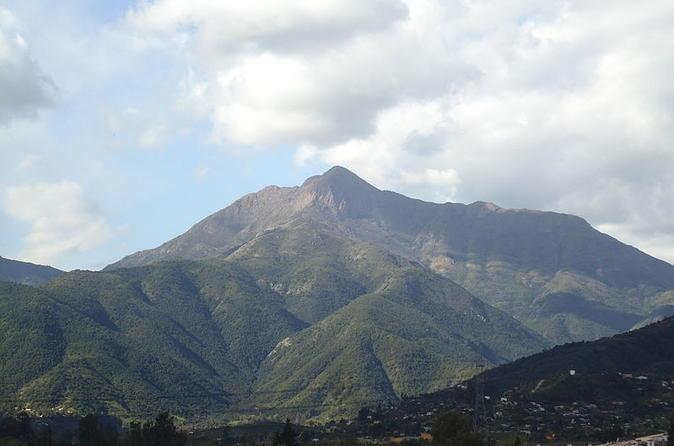Cerro La Campana Hike to the Mine from Santiago