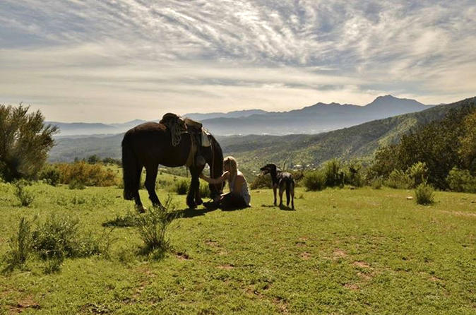 Horseback Riding Day Trip With Barbecue In The Hills Outside Valparaiso - Valparaíso
