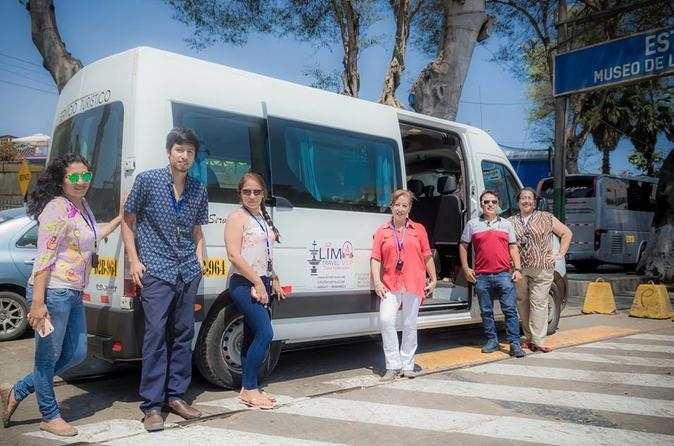 Lima City tour Group Service