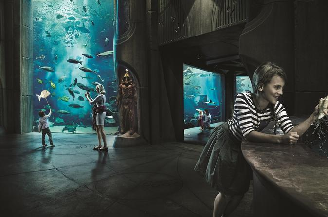 The Lost Chambers à Atlantis The Palm