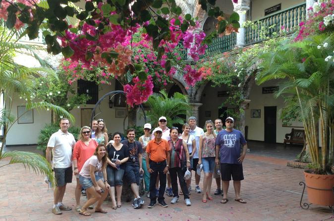 City Tour pela cidade de Cartagena incluindo o Convento de la Popa