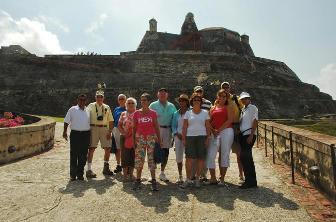City Tour pela cidade de Cartagena para cruzeiros