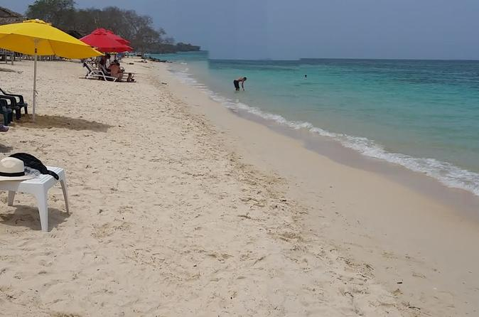 Playa Blanca and Baru Island Day Trip from Cartagena
