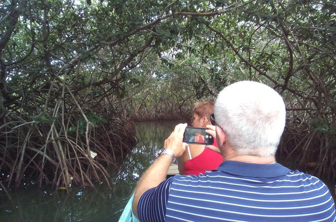 Shore Excursion in Cartagena : Mangroves Tour