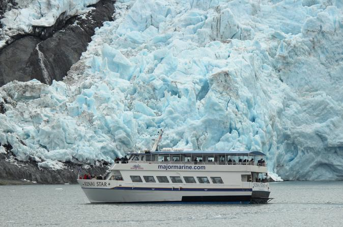 Prince william sound blackstone bay glacier cruise in whittier 187246
