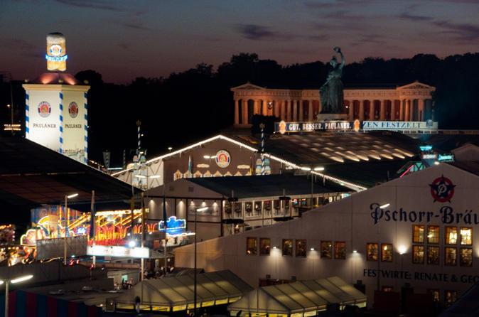7-Day Munich Oktoberfest and Best of Bavaria Overnight Package