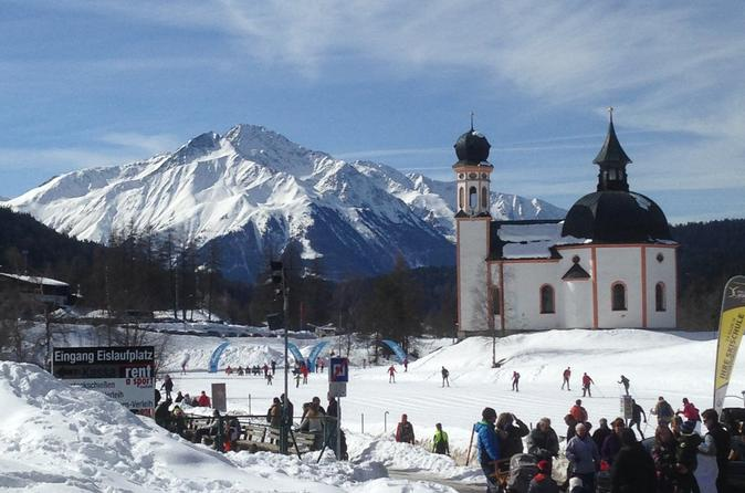 Private Day Tour of the Innsbruck Christmas Market and Swarovski Crystal World