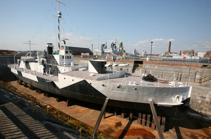 Portsmouth Historic Dockyard: All Attraction Ticket