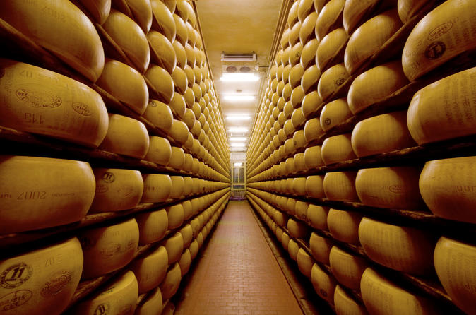 Bologna food experience factory visits with gourmet lunch and wine in bologna 184014