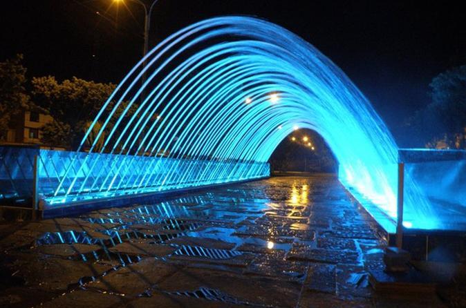 Magical Water Circuit Tour - Night