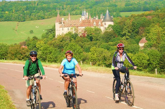 4 night burgundy bike tour from beaune in beaune 289910