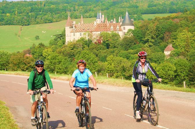 Burgundy Walking & Biking Tours