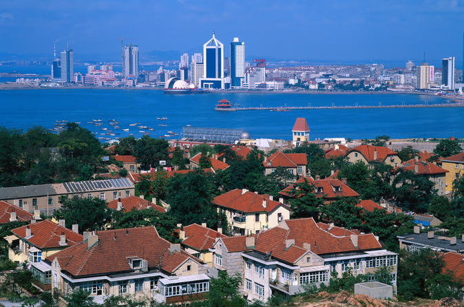 Private Qingdao City Highlight Day Tour with Tsingtao Beer Tasting