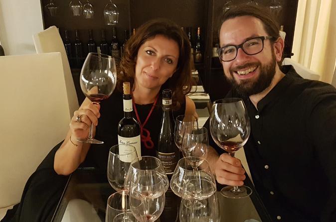 5 Italian Red Wines Tasting