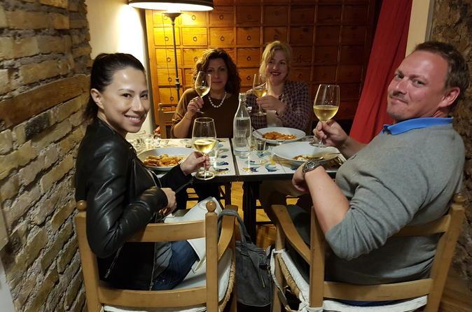 Amatriciana & Wine Pairing Dinner