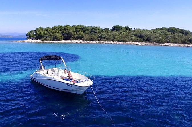 Blue Lagoon and Solta Island from Split-Private Tour
