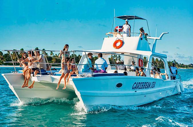 Punta Cana Marina Beach Cruise