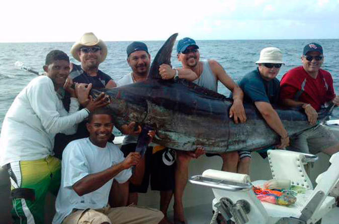 Punta Cana Sport-Fishing Cruise