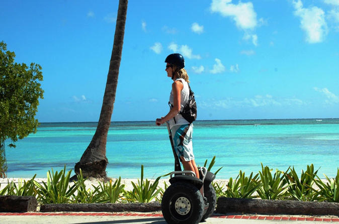 Segway Eco Tour in Punta Cana