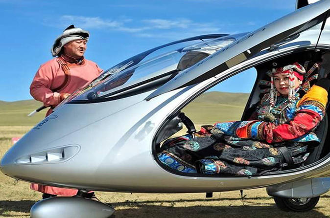 The Best Of Ulaanbaatar Tour - Enjoy Flying With Gyrocopter