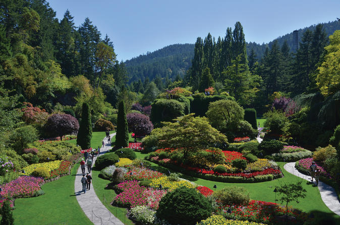 The 10 Best Butchart Gardens Tours Trips Tickets Victoria