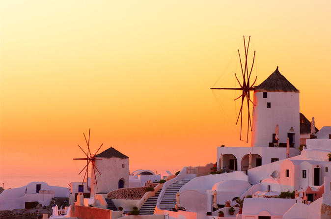 4-Days Mykonos Package from Istanbul including return flight tickets