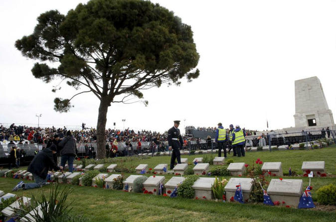 Full Day Gallipoli Tour: Helles and Anzac Sectors