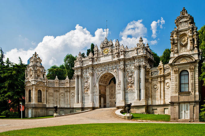 Full Day Istanbul Tour: Dolmabahçe Palace, Cable Car, Bosphorus On Boat