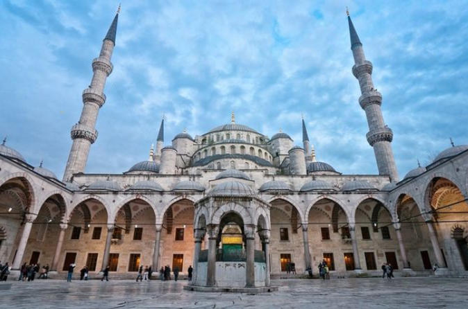 Half Day Byzantian Relics Tour: Hippodrome, Blue Mosque, Hagia Sophia, Grand Bazaar