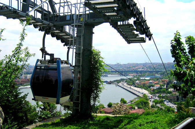 Half Day Cable Car & Bosphorus Cruise Tour: Cable Car, Bosphorus By Boat, Golden Horn, Pierre Loti Hill