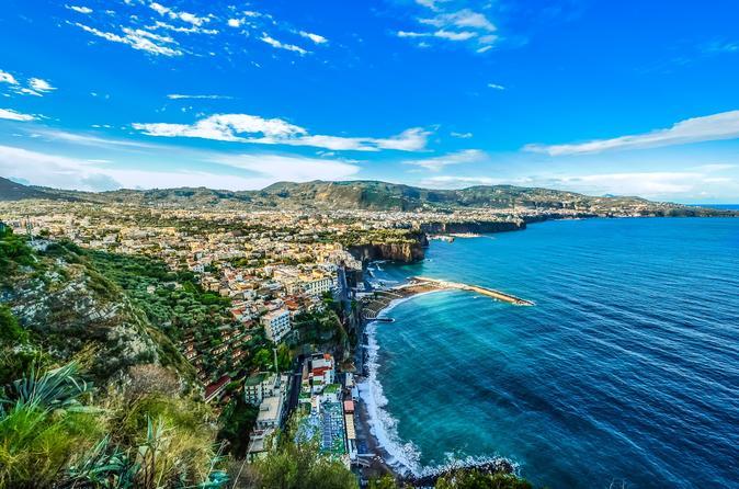 Sorrento And Amalfi Coast Full Day Experience - Naples