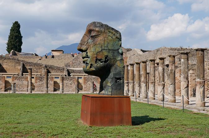 The Ancient Roman Cities: Pompeii & Herculaneum - Naples
