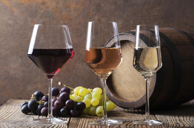 Heritage Region Wine Tour