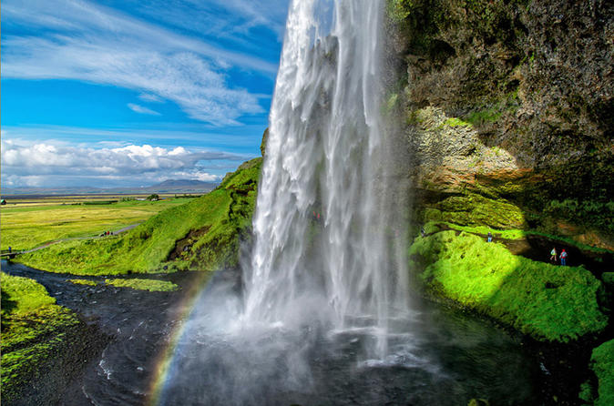Iceland South Shore Adventure Day Tour from Reykjavík