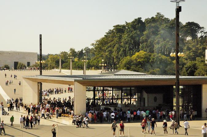 Sanctuary of Fátima - Private Tour