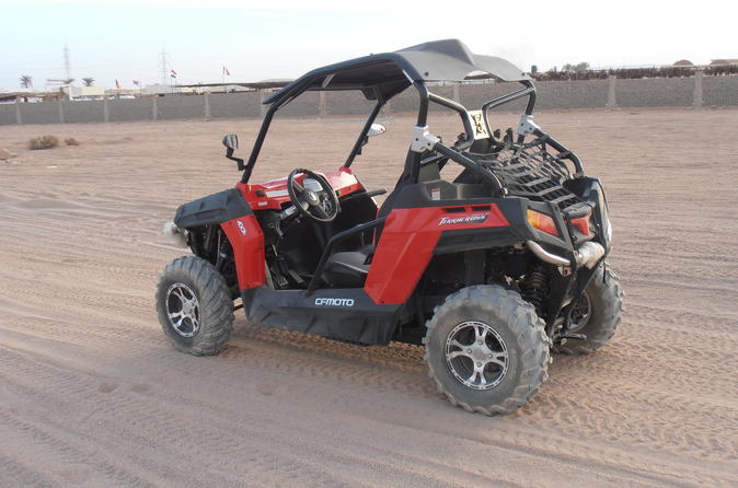 Dune Buggy Safari from Sharm el Sheikh