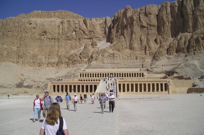 Luxor by Air Day Trip from Sharm El Sheikh